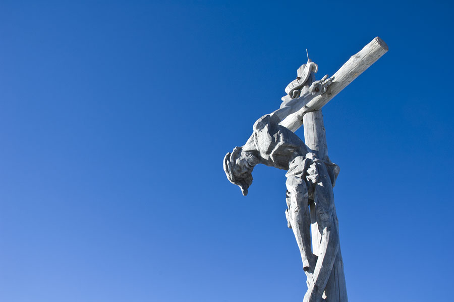 Gipfelkreuz Auserraschoetz 06