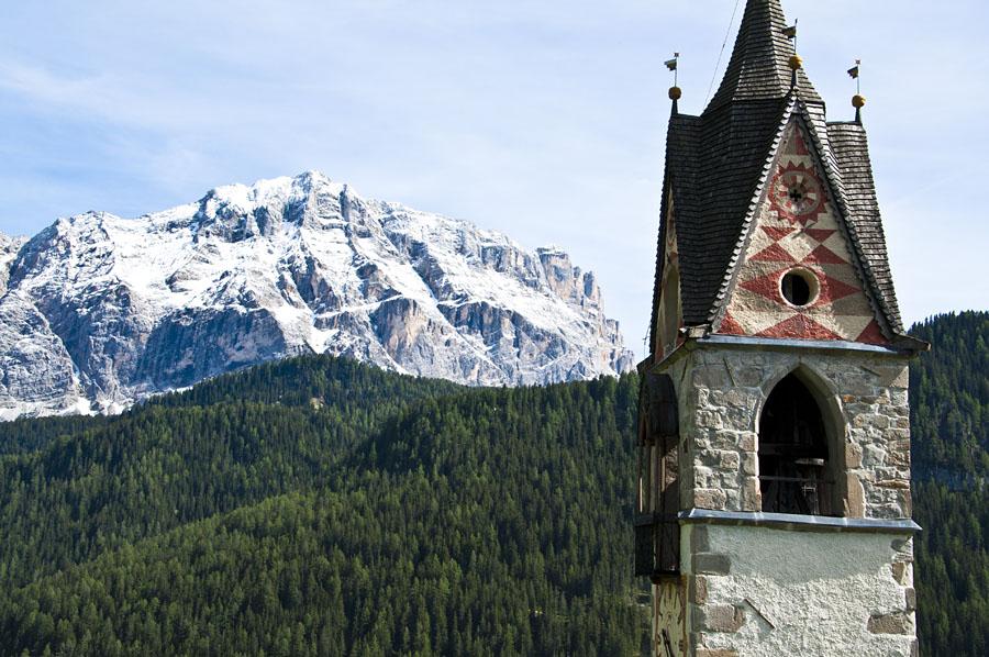Gadertal St Barbara Kirche 04