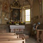 Gadertal St Barbara Kirche 05