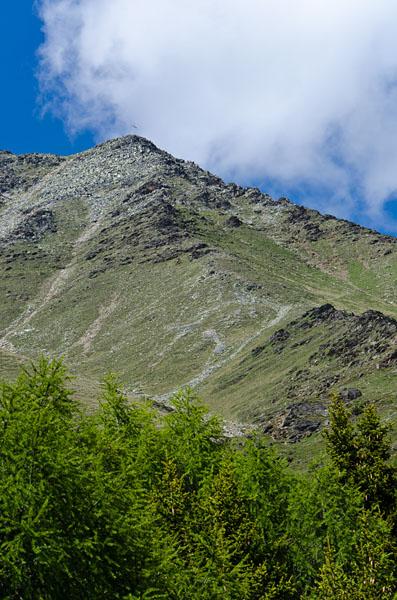 Taken at Latitude/Longitude:46.645604/10.864719. 3.25 km North Latsch Trentino Alto Adige Italy  (Map link)
