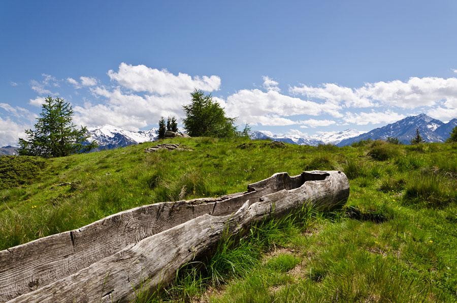 Taken at Latitude/Longitude:46.645542/10.864704. 3.25 km North Latsch Trentino Alto Adige Italy  (Map link)