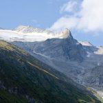 Blick zum Moeseler Gletscher 01