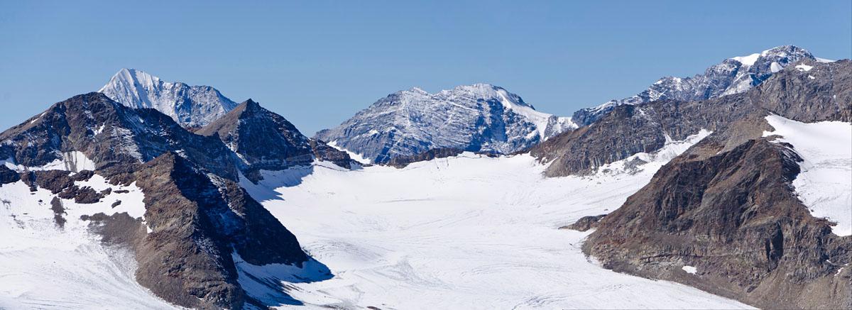 Gletscher der Ortlergruppe