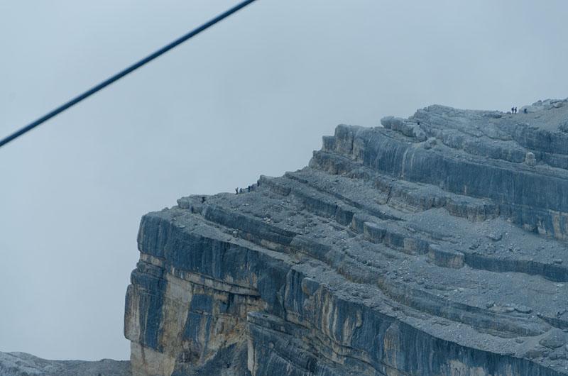 Tofana di Mezzo Klettersteig 04