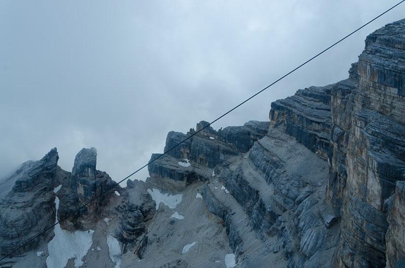 Tofana di Mezzo Klettersteig 05