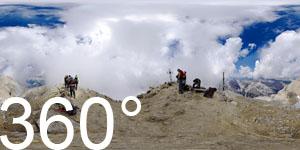 Die Tofane in den Nördlichen Dolomiten