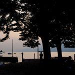 Abend am Hafen von Malcesine 02