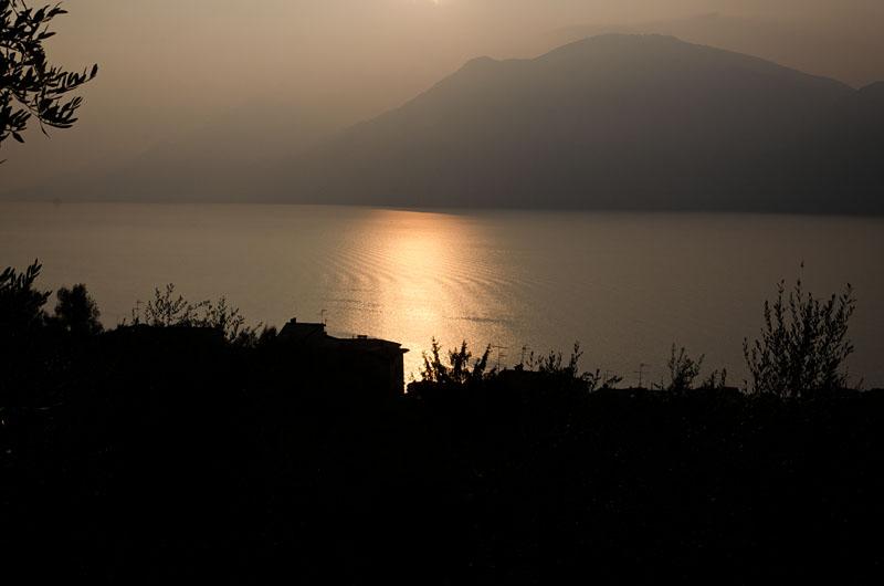 Abendstimmung am Gardasee 03