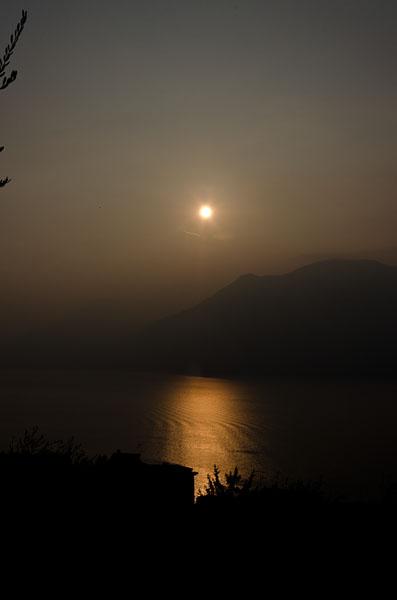 Abendstimmung am Gardasee 04