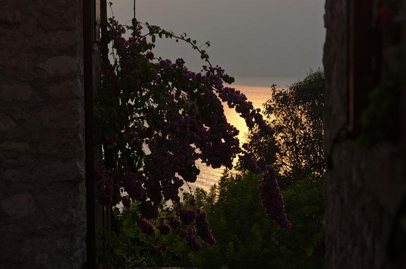 Abendstimmung am Gardasee 05