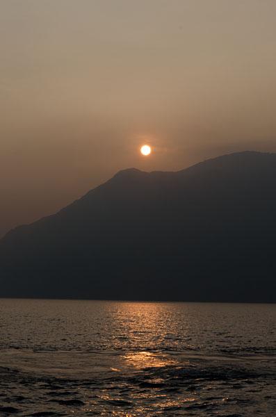Abendstimmung am Gardasee 10