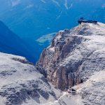 Bergstation Pordoi Seilbahn 02