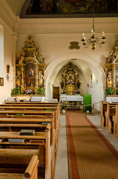 Kirche Maria Saal 01