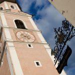 Kirchturm Kastelruth 04