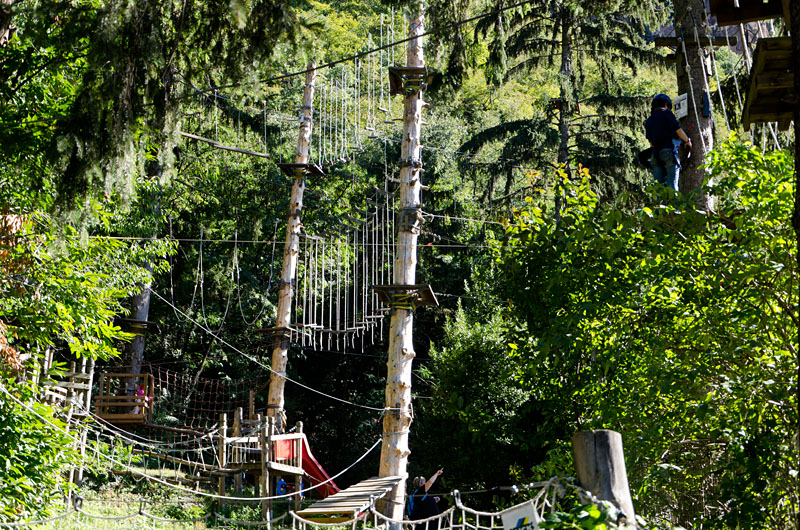 Klettergarten Eppan 08