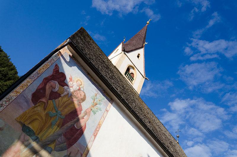 Kirche Tisens