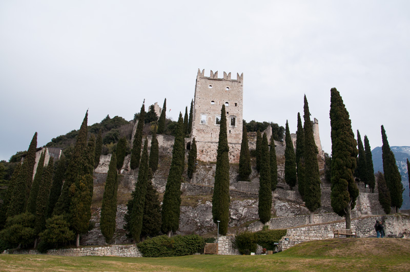 Burgruine Arco