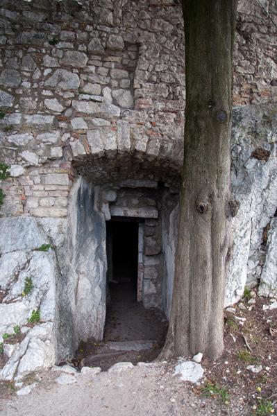 Verlies Burg Arco