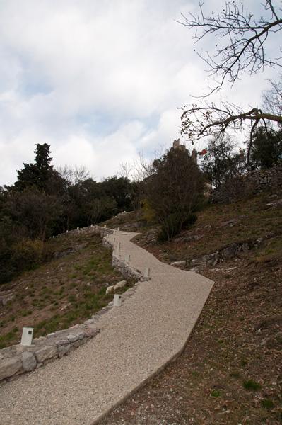 Wanderweg Torre Renghena