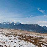 Bergpanorama Brenta Dolomiten