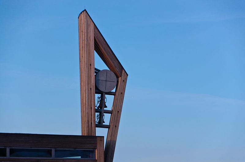 Kirchturm Seiser Alm
