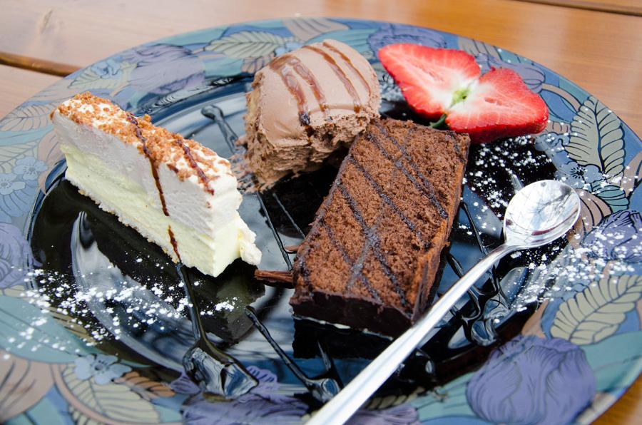 Dessert Variation