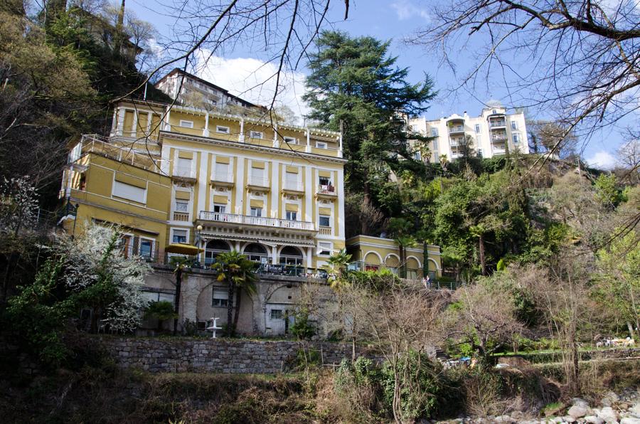 Villenviertel Obermais