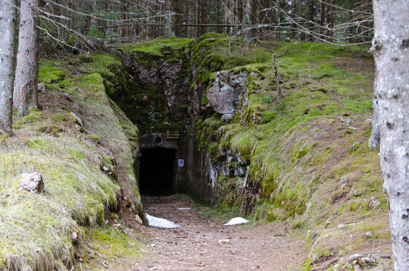 Festung Oberwiesen