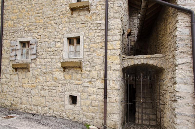 Museum Lusern auf der Hochebene Lavarone