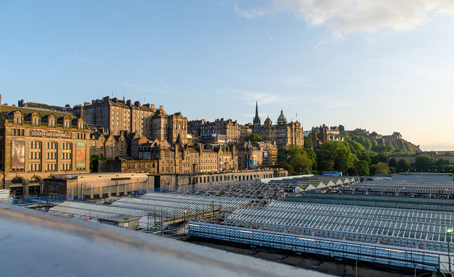 Edinburgh-Schottland