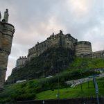 Edinburgh Castle -Schottland