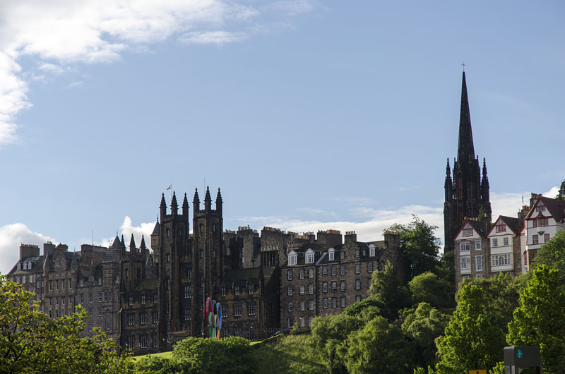 Schottland Highlands Edinburgh