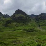 Three Sisters Schottland Highlands