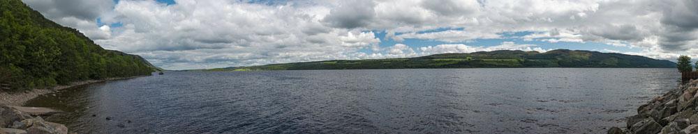 Loch Ness Schottland Highlands