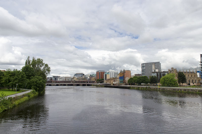 Schottland Glasgow
