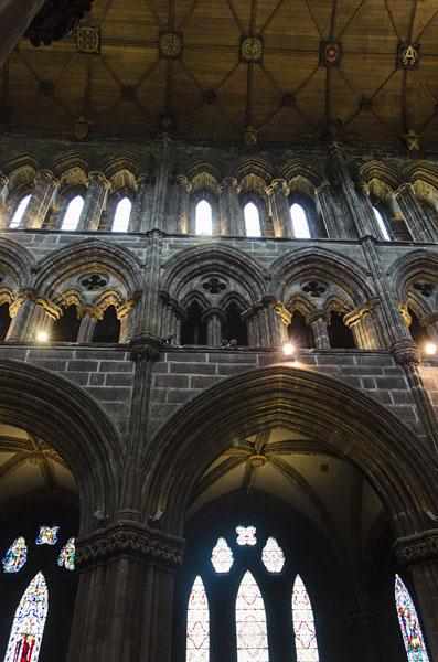 St. Mungo's Cathedral Glasgow