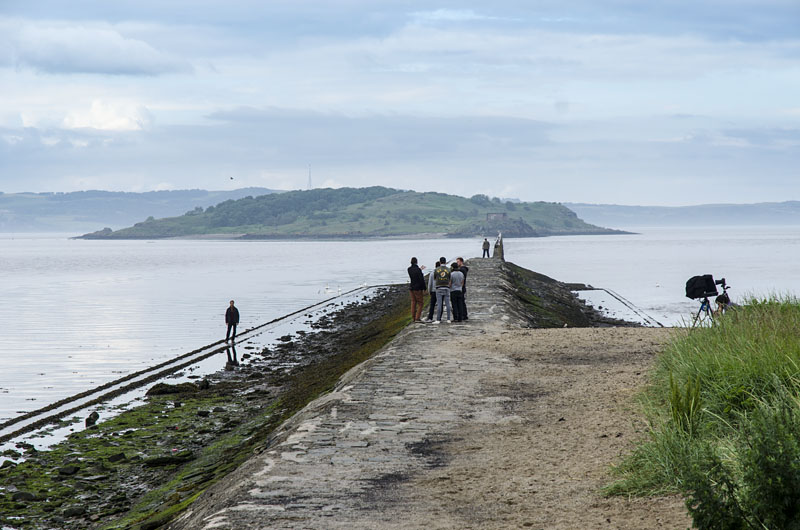 Cramond Island Edinburgh