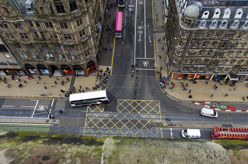 Princes Street Edinburgh