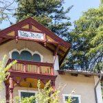 Villa auf der Mendel