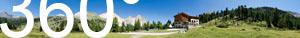 360° vor der Fanes Hütte