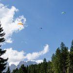 Paragliding, Gleitschirme