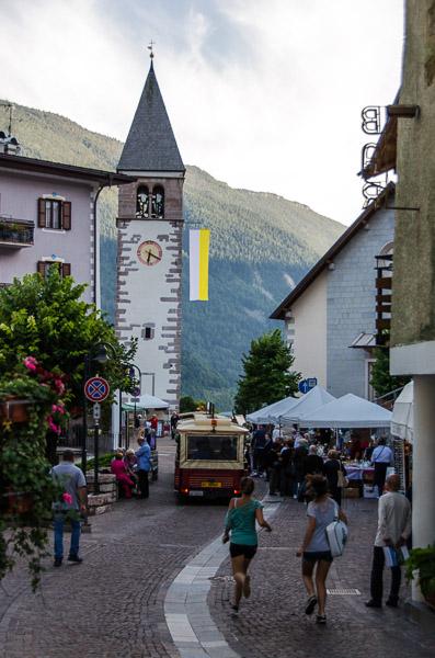 Dorf Molveno