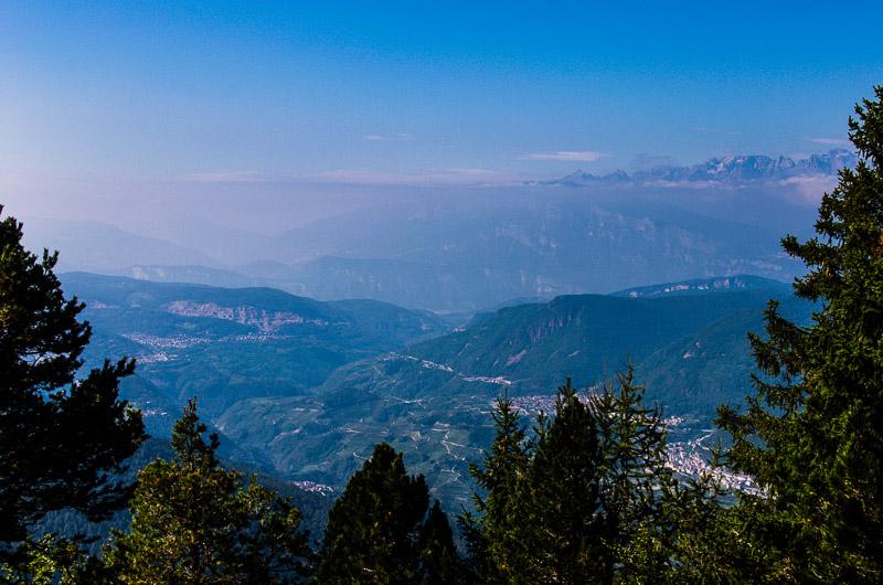 Cembratal im Trentino