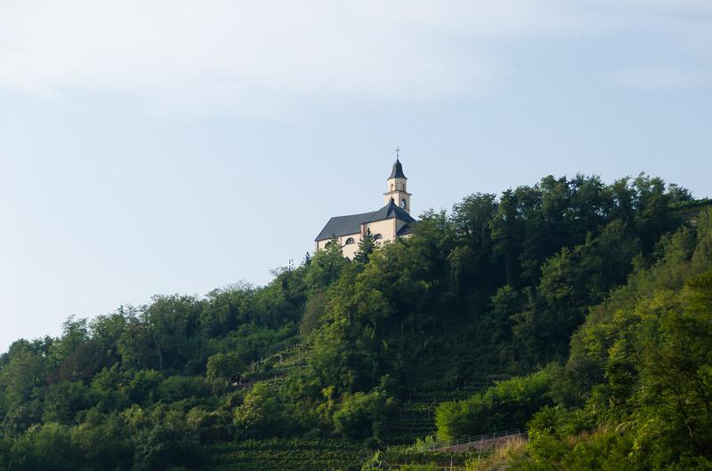 Kirche von Segonzano