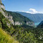 Wanderweg über Molveno