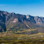 Südtiroler Unterland mit Tramin