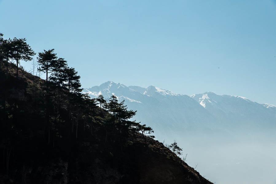 Gardaseeberge - Wanderung Limone - cima Mughera - Baita Segala