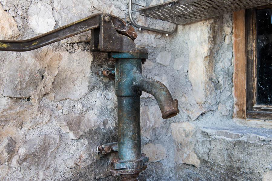 Wasserhahn - Baita Segala