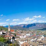 Weindorf Tramin in Südtirol