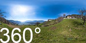 In Seit über dem Südtiroler Unterland